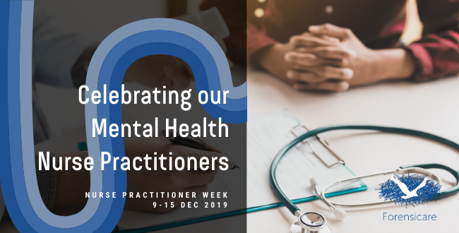 Celebrating mental health nurse practitioners with Forensicare's Nurse Practitioner Program
