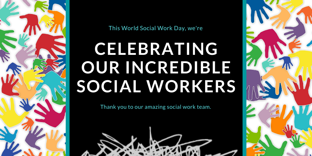 World Social Work Day, celebrating our social workers in forensic mental health at Forensicare