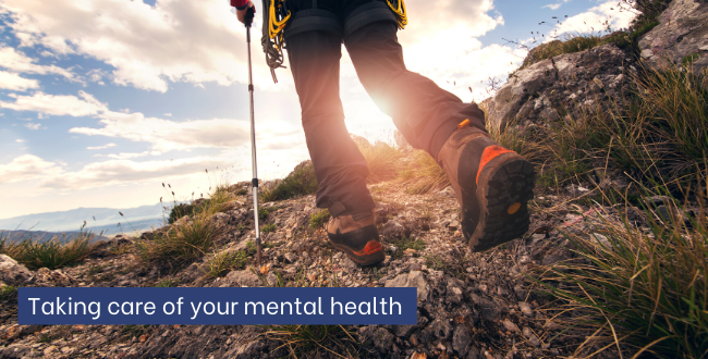 Taking care of your mental health during COVID-19 coronavirus