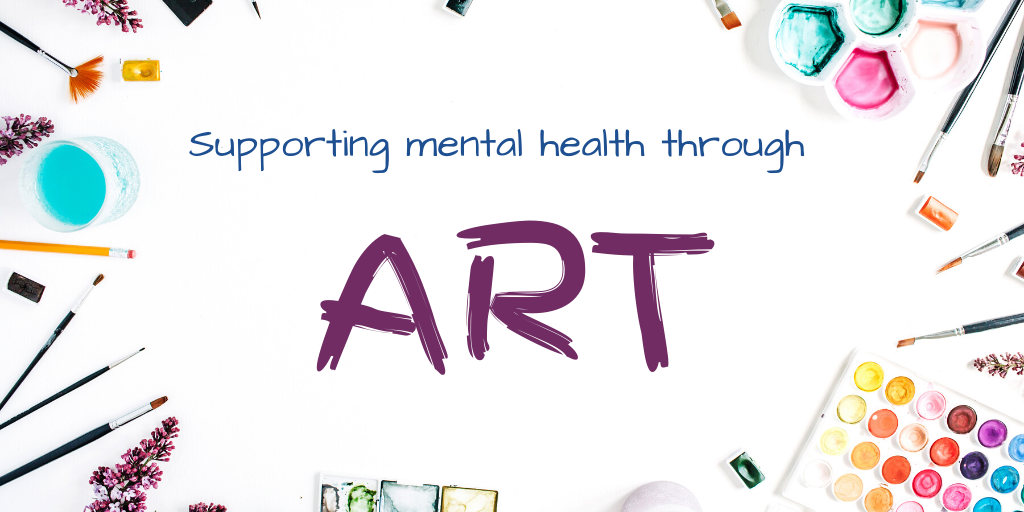Using occupational therapy and art therapy to support mental health at Thomas Embling Hospital: supporting mental health through art.